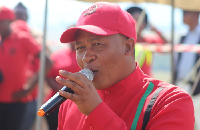 Democratic Congress Leader Mathibeli Mokhothu