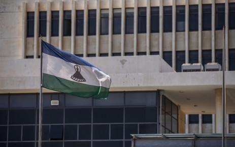 Lesotho National Flag